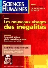 Sciences humaines - Sciences Humaines N° 136 Mars 2003 : Les nouveaux visages des inégalités.