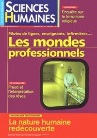 Sciences humaines - Sciences Humaines N° 139 Juin 2003 : Les mondes professionnels.