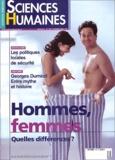 Jean-Claude Ruano-Borbalan et Gilles Marchand - Sciences Humaines N° 146 - Février 200 : Hommes, femmes, quelles différences ?.