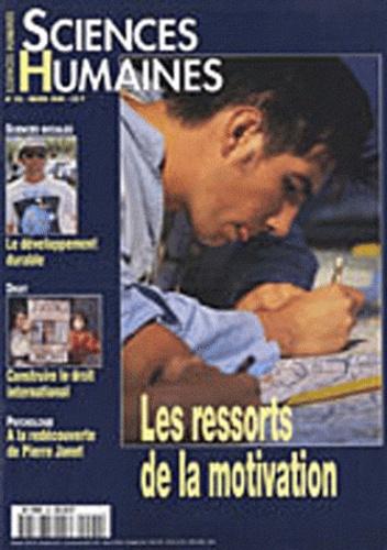 Sylvain Allemand et Jean Viard - Sciences Humaines N° 92, Mars 1999 : Les ressort de la motivation.