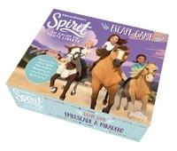 DreamWorks - Spirit - Embuscade à Miradero. Avec 1 livret, 40 cartes, 1 bande-son et 1 poster.