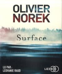 Olivier Norek - Surface. 1 CD audio MP3