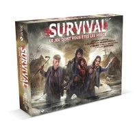 Coline Pignat et Simon Gabillaud - Survival - Le jeu dont vous êtes les héros. Avec 160 cartes , 1 bande-son.