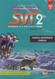 Claude Lizeaux et Denis Baude - SVT 2e - Programme 2010, DVD ROM, Compatible tous tableaux blancs interactifs.