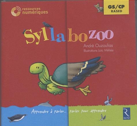 André Ouzoulias - Syllabozoo GS/CP. 1 Clé Usb