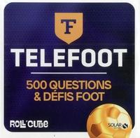 Myriam Thouet et Eric Mathivet - Téléfoot - 500 questions & défis foot.