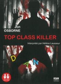 Jon Osborne - Top Class Killer. 1 CD audio MP3