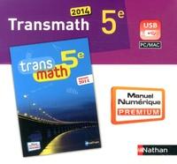 Nathan - Transmath 5e - Clé USB.