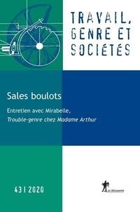 Pauline Seiller et Rachel Silvera - Travail, genre et sociétés N° 43, mars 2020 : Sales boulots.
