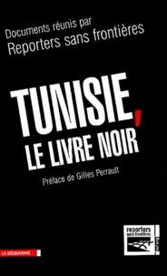 RSF - Tunisie, le livre noir.