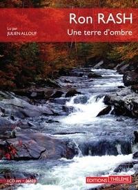 Ron Rash - Une terre d'ombre. 1 CD audio MP3