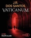 José Rodrigues Dos Santos - Vaticanum. 2 CD audio MP3