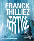 Franck Thilliez - Vertige. 1 CD audio MP3