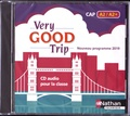 Malika Saidi et Isabelle Augé - Very Good Trip CAP A2/A2+. 1 CD audio
