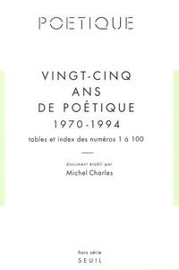 Vingt-cinq ans de Poétique (1970-1994) - Tables et index des numéros 1 à 100.pdf