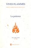 Pierre Descouvemont et  Saint François de Sales - Vives flammes N° 253 Décembre 2003 : La patience.