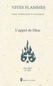 Jean-Gabriel de l'Enfant-Jésus et Wilfrid Stinissen - Vives flammes N° 275, Juin 2009 : L'appel de Dieu.