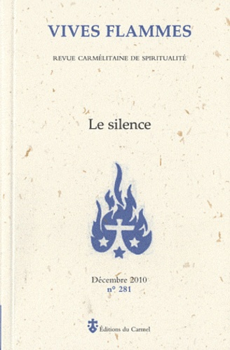 Jean-Gabriel Rueg - Vives flammes N° 281, Décembre 201 : Le silence.