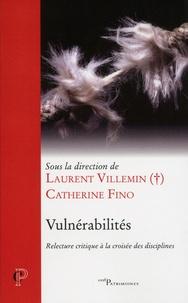 Laurent Villemin et Catherine Fino - Vulnerabilités.