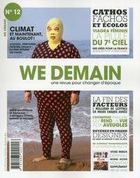 François Siégel - We Demain N° 12, Décembre 2015 : .