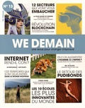 Jean-Louis Marzorati - We Demain N° 13, Mars 2016 : .