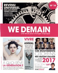 Jean-Louis Marzorati - We Demain N° 14, Juin 2016 : .