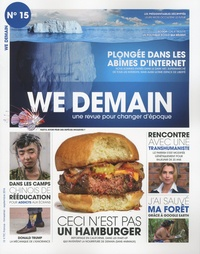 Jean-Louis Marzorati - We Demain N° 15, Septembre 201 : .