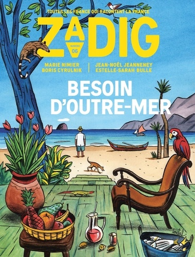 Zadig N° 6 Besoin d'Outre-mer