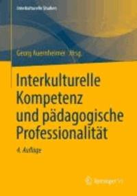 Interkulturelle Kompetenz und pädagogische Professionalität.