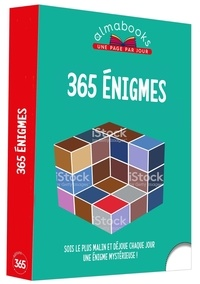 Intermède - 365 énigmes à résoudre.