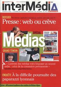 Thomas Nardone - InterMédia N° 1159, 21 mars 201 : Spécial Medias.