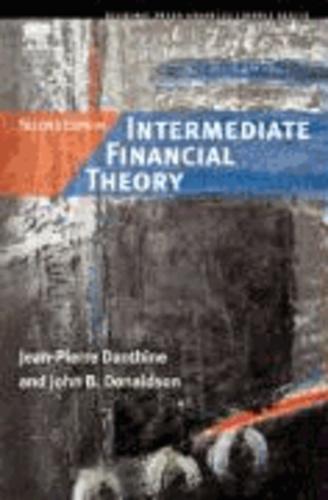 Intermediate Financial Theory.