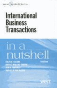 International Business Transactions in a Nutshell.