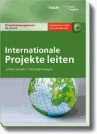 Internationale Projekte leiten.