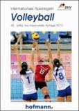 Internationale Spielregeln - Volleyball.
