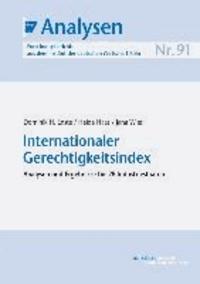 Internationaler Gerechtigkeitsindex - Analysen und Ergebnisse für 28 Industriestaaten.