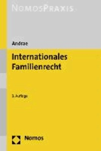 Internationales Familienrecht.