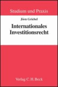 Internationales Investitionsrecht.