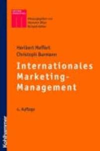 Internationales Marketing-Management - Ein markenorientierter Ansatz.