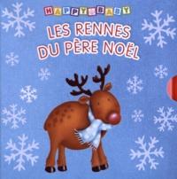 InTexte - Coffret Happy Baby 2 volumes - Les rennes du Père Noël ; Le Père Noël.