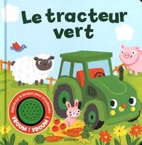 InTexte et Kathryn Selbert - Le tracteur vert.