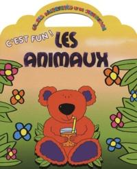 InTexte - Les animaux - Cahier d'activités et de coloriage.