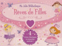 InTexte - Rêves de filles - 4 livres féeriques à emporter partout !.