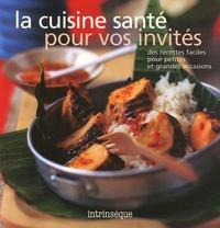 Intrinsèque - Cuisine santé pour vos invités.