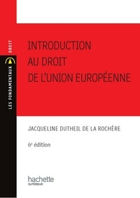 Caroline Benoist-Lucy - Introduction au droit de l'union européenne 2010/2011.
