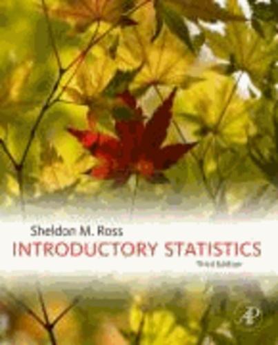 Introductory Statistics.