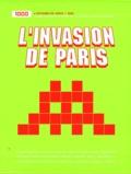 Invader - L'invasion de Paris 1.2 - 2.0 - La genèse, prolifération.