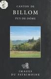 Inventaire général des monumen - Billom (canton de Puy-de-Dôme).