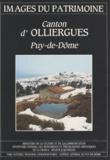 Inventaire général des monumen - Canton d'Olliergues (Puy-de-Dôme).