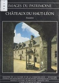 Inventaire général des monumen et Roger Barrié - Châteaux du Haut-Léon (Finistère).